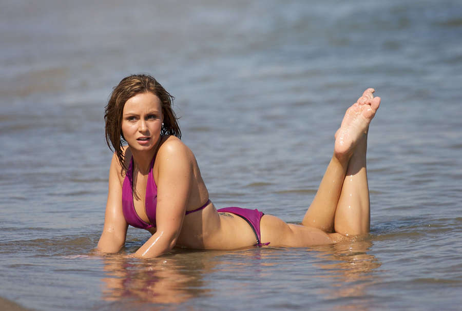 Chanelle Hayes Feet