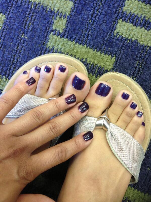 Gulliana Alexis Feet