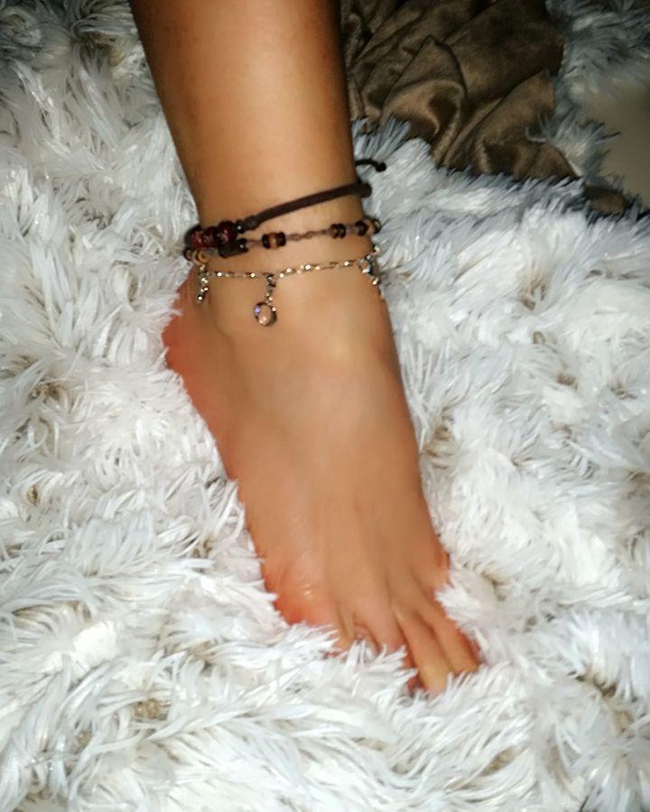 Ramona Bernhard Feet
