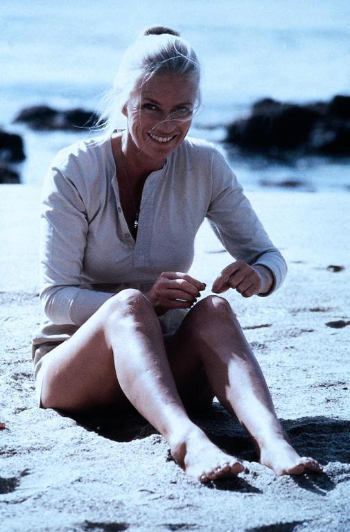Nina Van Pallandt Feet