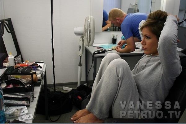 Vanessa Petruo Feet