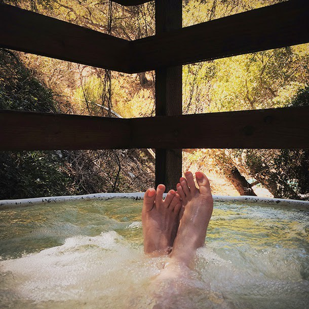 Whitney Hoy Feet