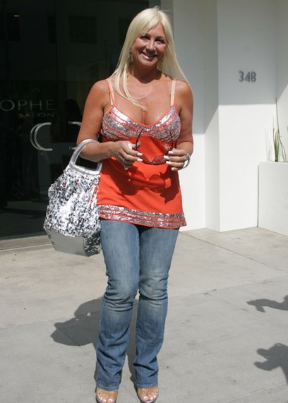 Linda Hogan Feet
