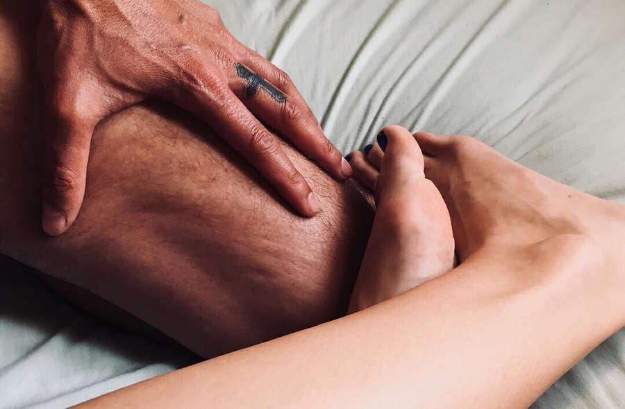 Aina Zuazaga Feet