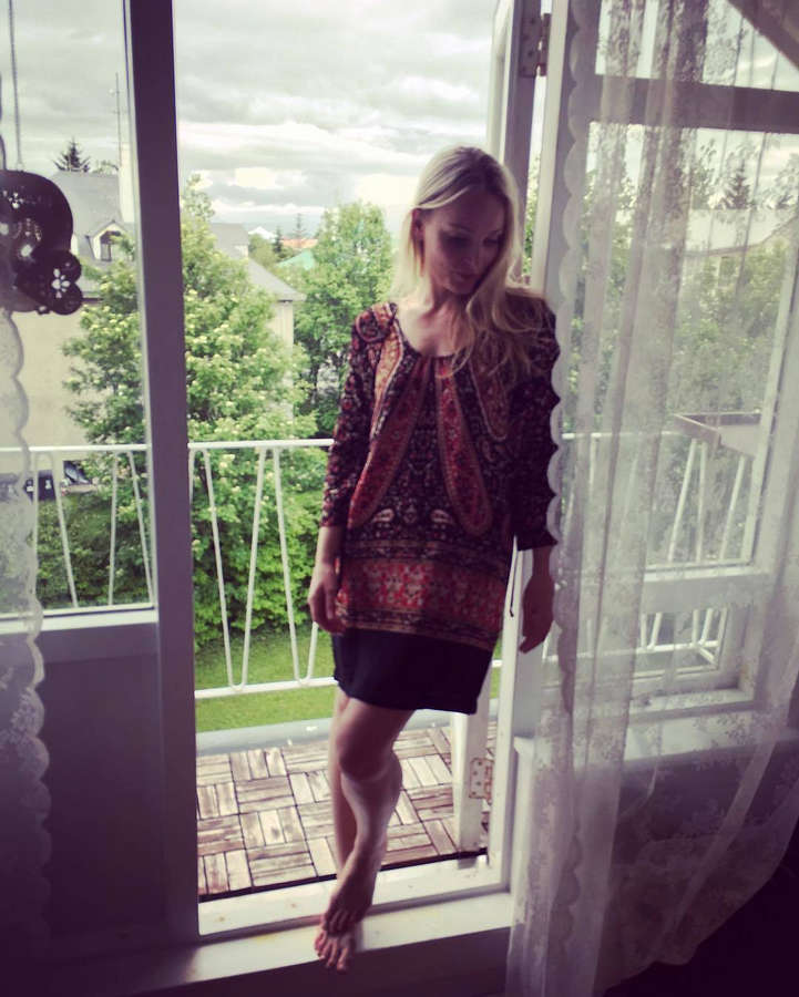 Orunn Antonia Magnusdottir Feet