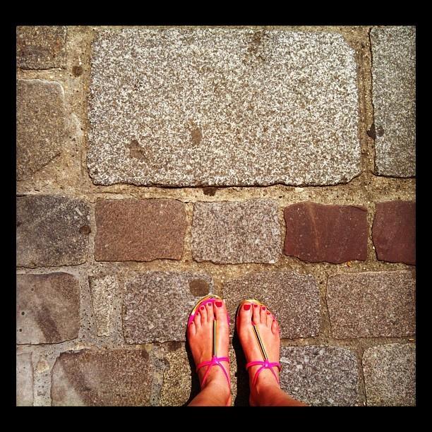 Giselle Brasseur Feet