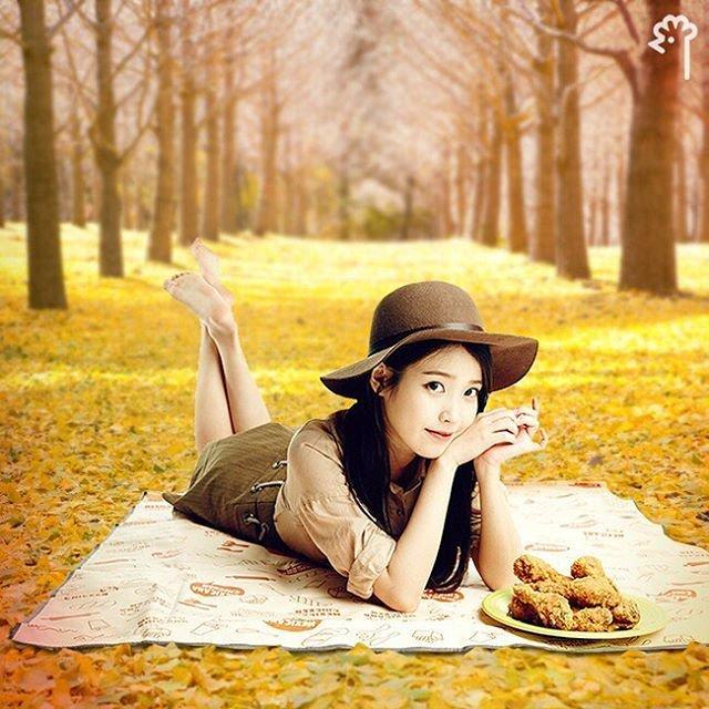 Ji Eun Lee Feet