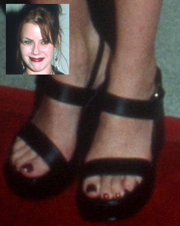 Fairuza Balk Feet
