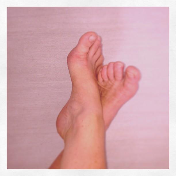 Mia Gundersen Feet