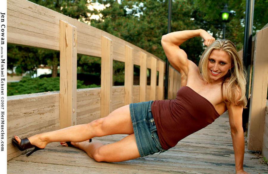 Jennifer Cowan Feet