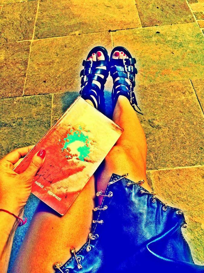 Judit Marjai Feet