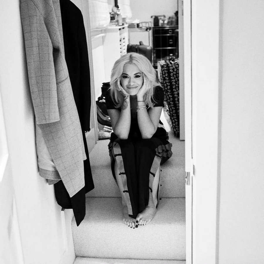 Rita Ora Feet