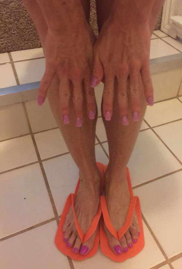 Ashlee Chambers Feet