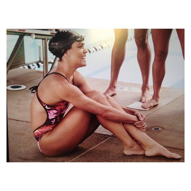 Natalie Coughlin Feet