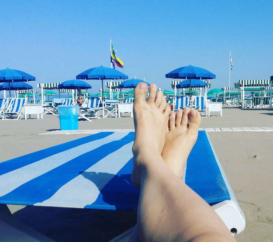 Francesca Macr Feet