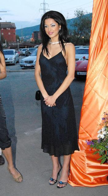 Rositsa Ivanova Feet