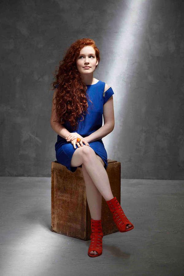 Camille Berthollet Feet