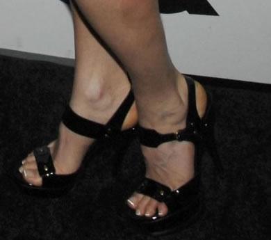 Natalya Rudakova Feet
