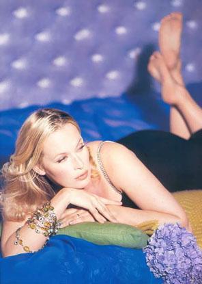 Estelle Lefebure Feet