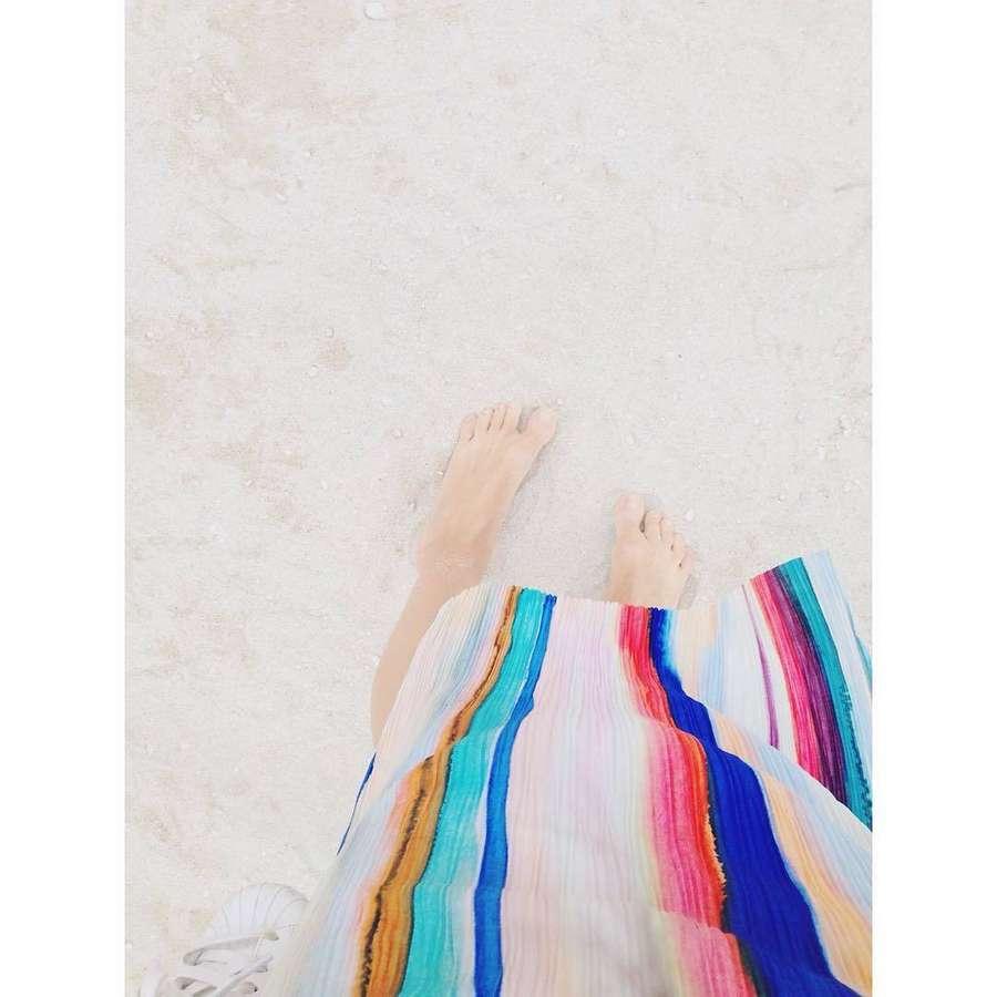 Aksa Korttila Feet