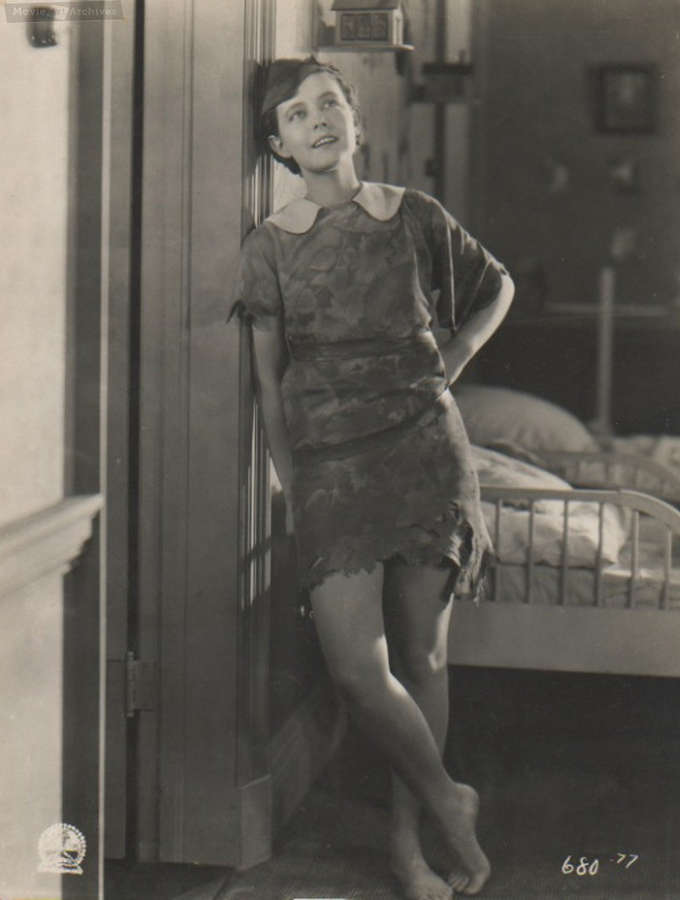 Betty Bronson Feet