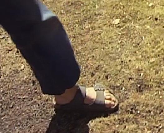 Tina Ahlin Feet