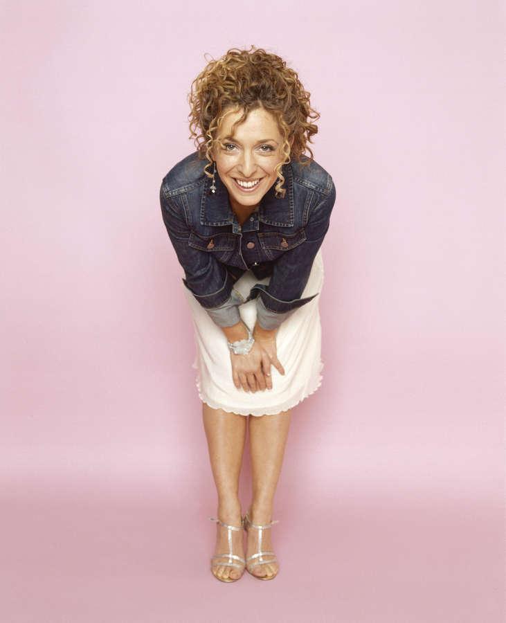 Tracy Ann Oberman Feet