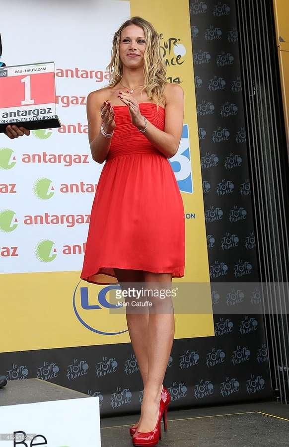 Marion Rousse Feet