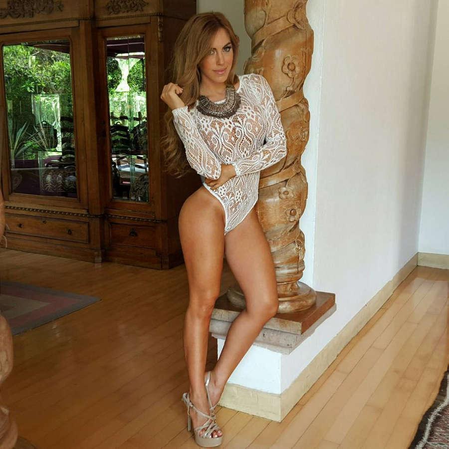 Melina Figueroa Feet