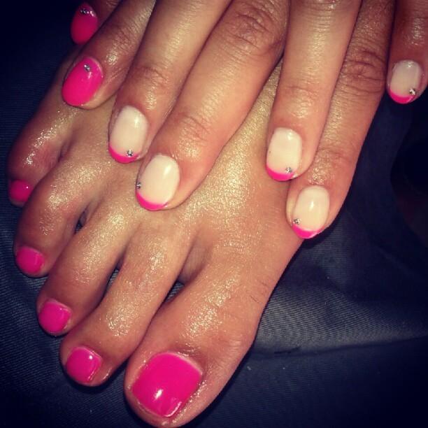 Zoi Christou Feet