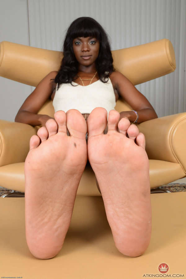 Ana Foxx Feet