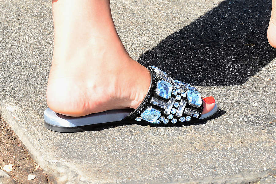 Rachel Roy Feet