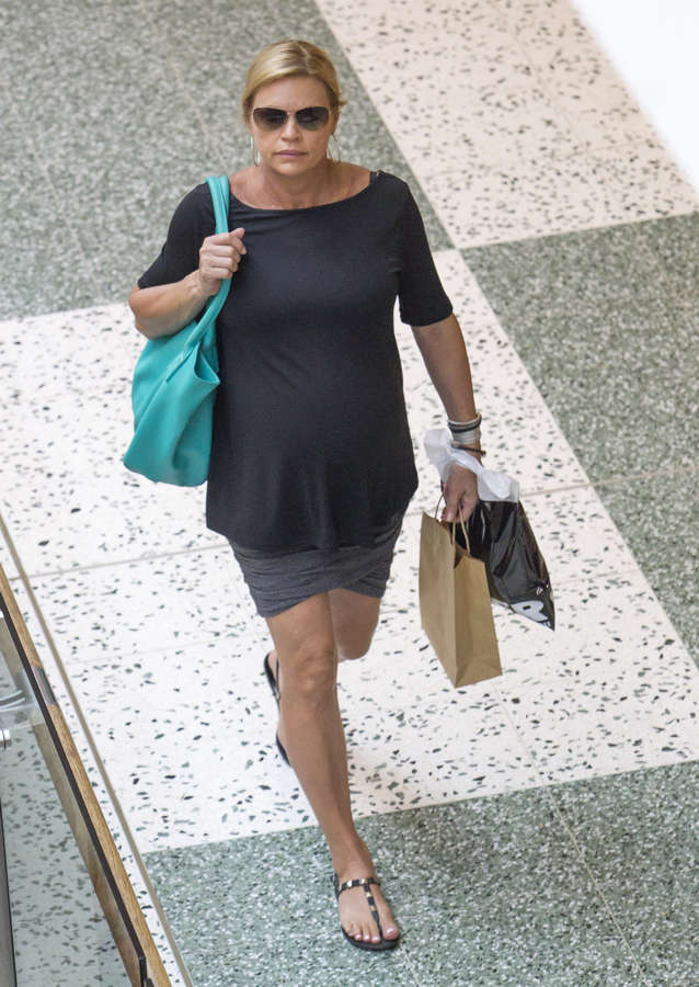 Sonia Kruger Feet