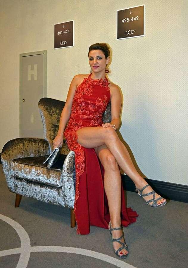 Nina Petkovic Feet