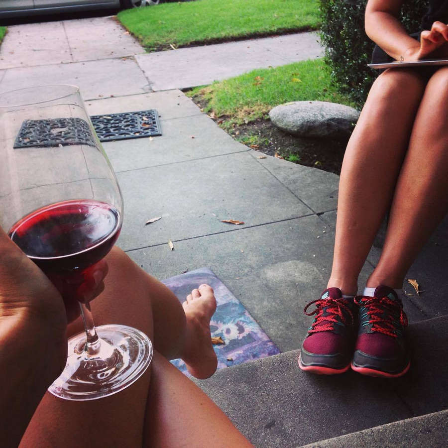 Shanrah Wakefield Feet