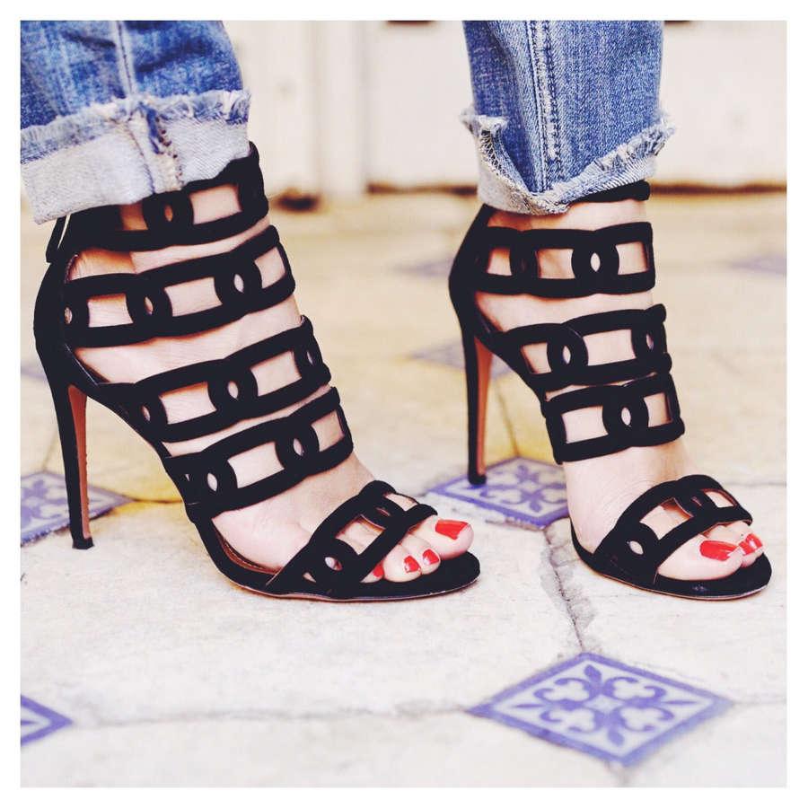 Lilliana Vasquez Feet