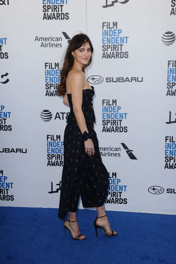 Dakota Johnson Feet