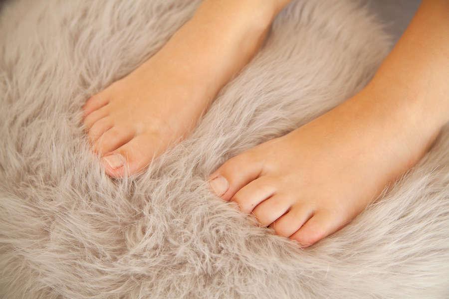 Caty Cole Feet