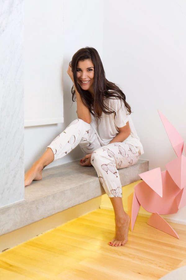Andrea Rincon Feet