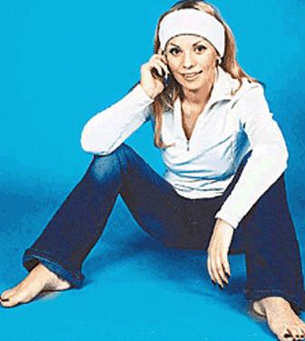 Irina Saltykova Feet