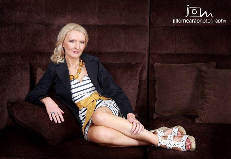 Claudia Carroll Feet