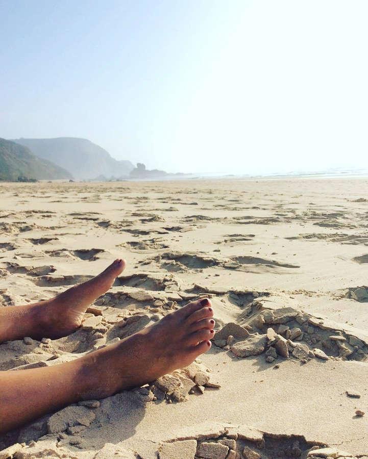 Nikola Zbytovska Feet