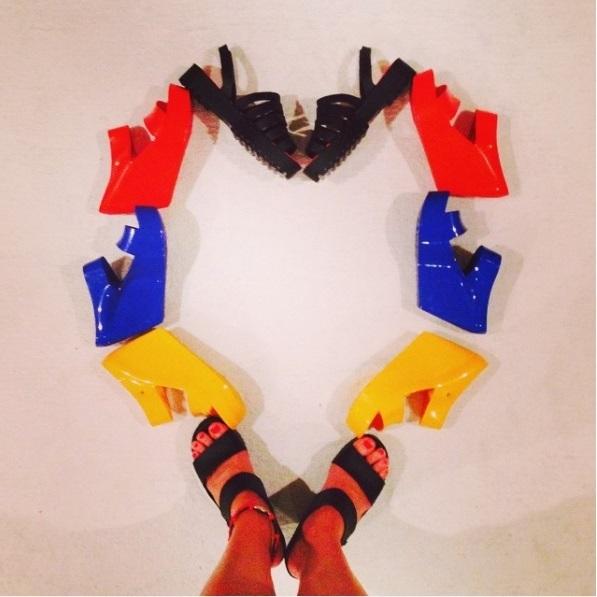 Priscila Steinman Feet