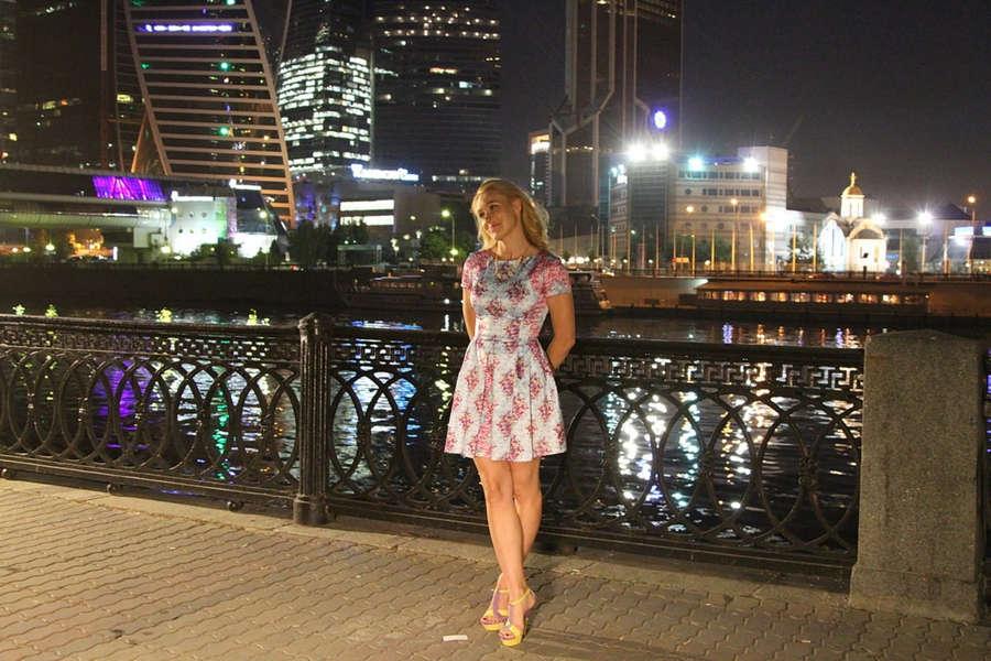 Anastasiya Panina Feet