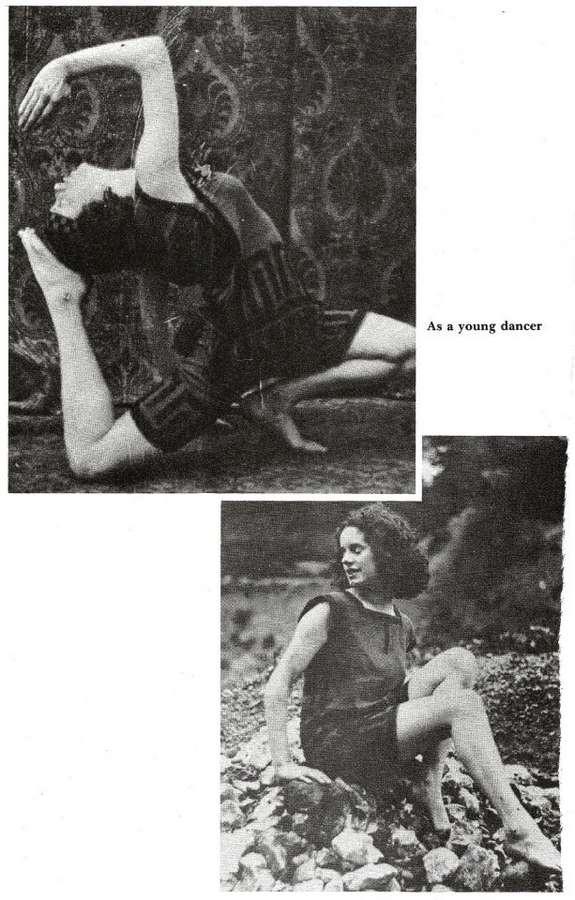 Elsa Lanchester Feet