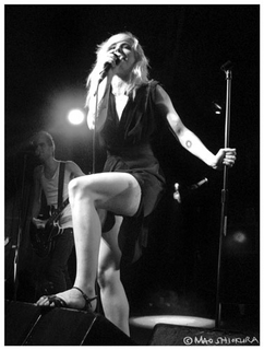 Maja Ivarsson Feet