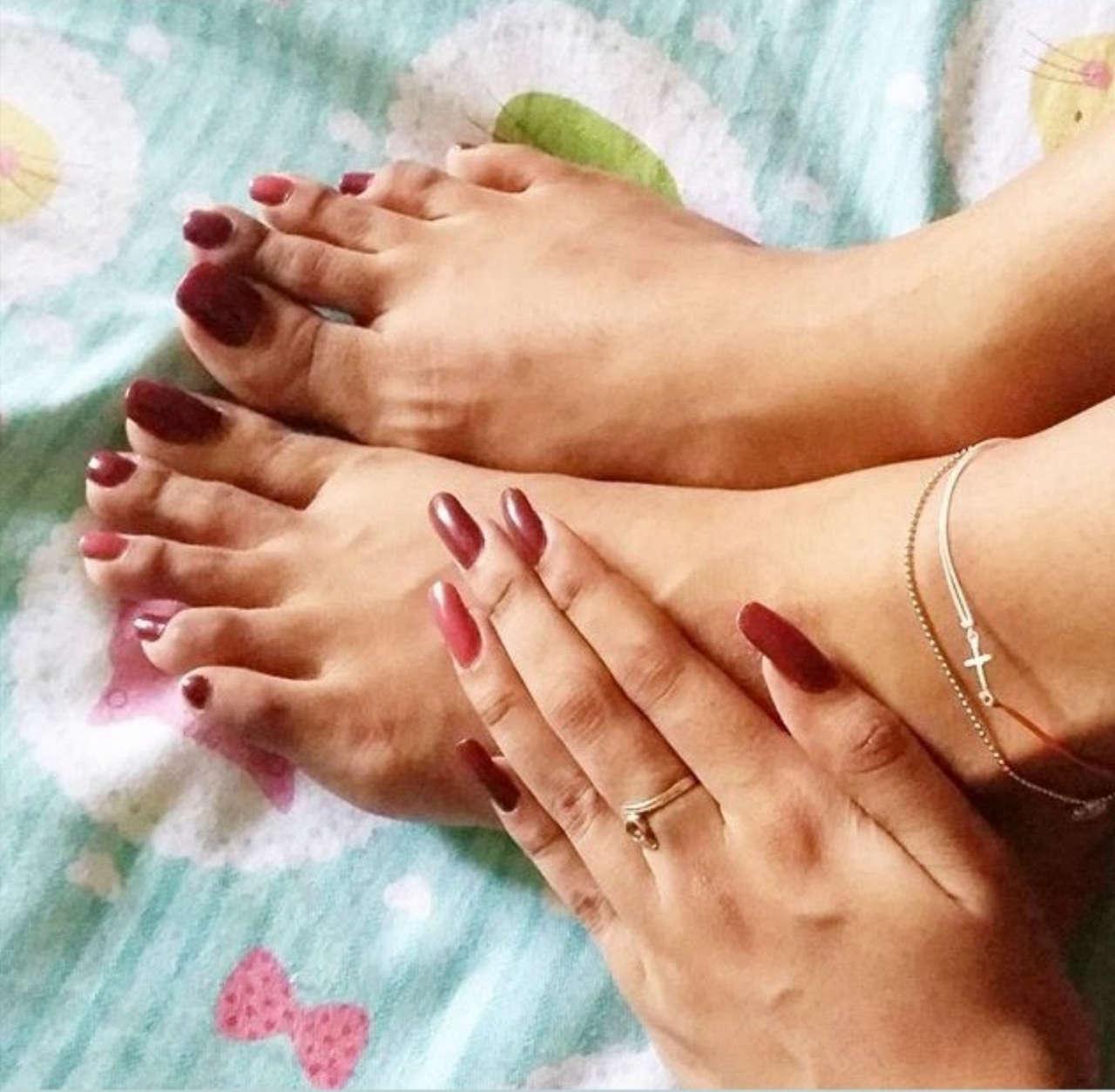 Shanali Weerasinghe Feet