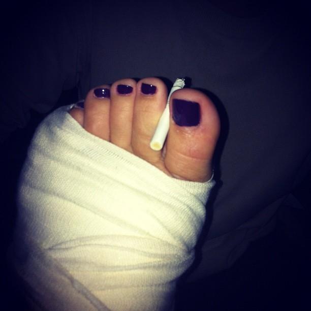 Ioanna Asimakopoulou Feet