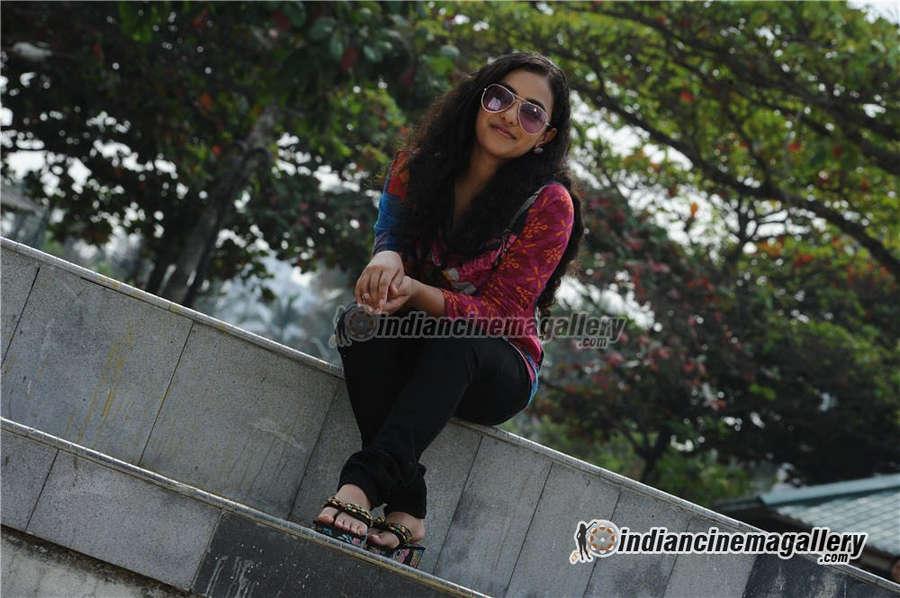 Nithya Menon Feet