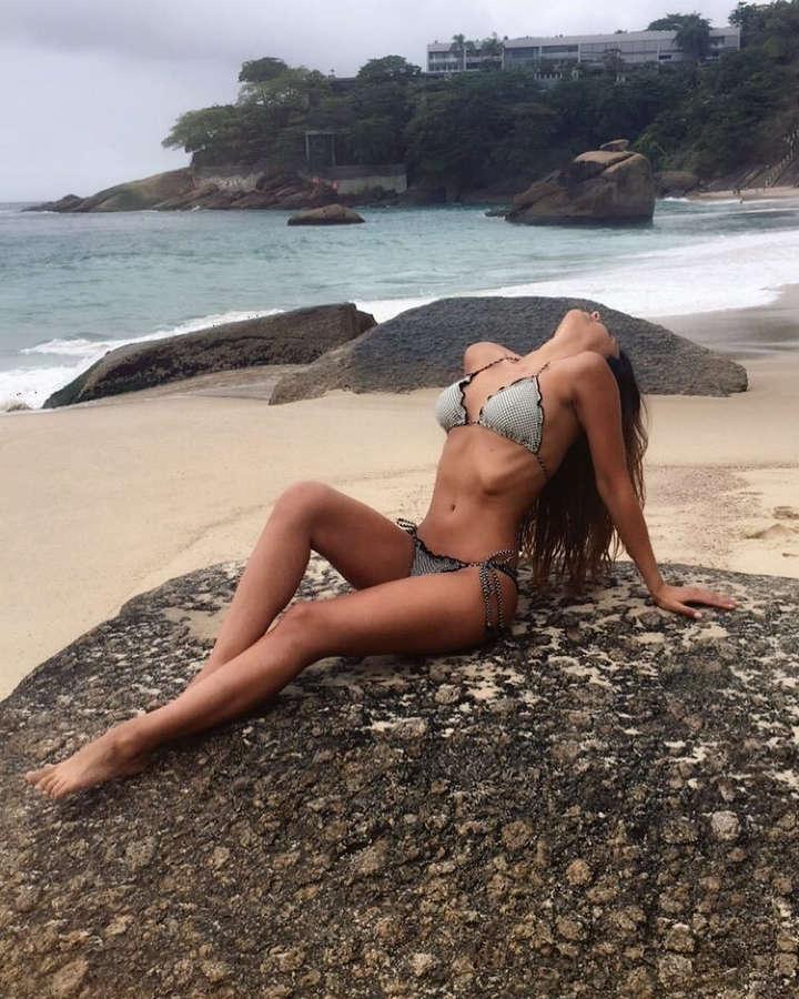 Daniela Castillo Feet